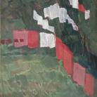 Mimì Quilici Buzzacchi, Coperte rosse, 1956 | Courtesy of Archivio Mimì Quilici Buzzacchi, Roma