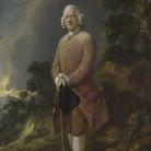 Thomas Gainsborough, Dr Ralph Schomberg, 1770 circa, Olio su tela, 233 x 153.5 cm | © The National Gallery, London | Ralph o Raphael Schomberg (1714 - 1792) era un medico britannico noto nel XVII secolo.