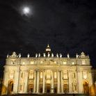Facciata della Basilica di San Pietro a Roma, Immagine tratta dal film