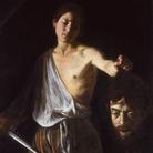 Michelangelo Merisi da Caravaggio, Davide con la testa di Golia, 1609-1610, Olo su tela, 100 x 125 cm, Roma, Galleria Borghese