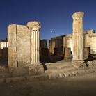 Luci, voci e suoni dal passato: così Pompei rivive anche di notte