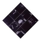 Giulio Paolini, Comédie Italienne, 1984, Collage su fotografie incorniciate, Nove elementi incorniciati 51 x 51 cm ciascuno, Misure complessive 225 x 225 cm | Foto: Michele Alberto Sereni