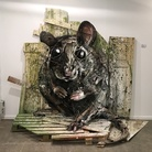 Decomposed. Bordalo II solo show