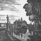 Mimì Quilici Buzzacchi, Padova, Il Prà della Valle, 1938