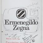 Ermenegildo Zegna, identità del Gruppo. Evoluzione del marchio dal 1967 ad oggi