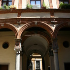 Palazzo Pozzobonelli - Isimbardi