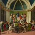 Un inedito Botticelli, pittore del suo tempo. Alla Carrara le Storie di Lucrezia e di Virginia