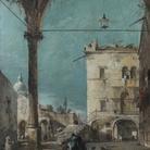 Disegni veneti del Settecento della Fondazione Giorgio Cini e un prestito d'eccezione: il Capriccio di Francesco Guardi