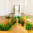 Valentin Carron. Bottle Man (Suavely)