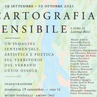 CARTOGRAFIA SENSIBILE. Un'indagine sentimentale, artistica e poetica sul territorio del Verbano Cusio Ossola