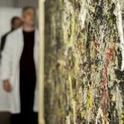 Il Pollock restaurato esposto in anteprima a Firenze