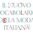 Il Nuovo Vocabolario della Moda Italiana
