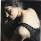 Giacomo Balla, Il dubbio, 1907-1908, Olio su carta, Roma, Galleria d'Arte Moderna | Courtesy of Galleria d'Arte Moderna, Roma
