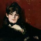 Édouard Manet (1832 - 1883), Ritratto di Berthe Morisot distesa, 1873, Olio su tela, 26 x 34 cm, Parigi, Musée Marmottan Monet, Lascito Annie Rouart, 1993 | © Musée Marmottan Monet, Paris / Bridgeman Images