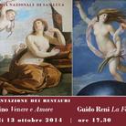 Presentazione dei restauri: Guercino. Venere e Amore / Guido Reni. La Fortuna