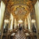 Le cucine storiche, le tavole imbandite e il cibo contemporaneo a Palazzo Spinola di Pellicceria