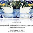 Galileo Chini e le arti decorative tra Ottocento e Novecento - Conferenza
