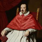 Giovan Battista Salvi detto il Sassoferrato, Ritratto del cardinale Pietro Ottoboni, Olio su tela, 99 x 129 cm, Padova, Musei Civici agli Eremitani