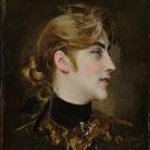 Giovanni Boldini, Ritratto di signora, 1904 circa, Gam - Galleria Civica d'Arte Moderna e Contemporanea, Torino