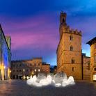 VOLTERRA/LUMINA - Arnioni in piazza