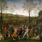 Pietro di Cristoforo Vannucci, il Perugino. L'arte di dipingere l'aria