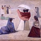 Stanze d'artista, tele e parole del Novecento italiano
