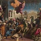 Jacopo Tintoretto (Venezia, 1518 - Venezia, 1594), San Marco libera lo schiavo dal supplizio della tortura (detto anche Miracolo dello schiavo), 1547-1548, Venezia, Gallerie dell'Accademia | Courtesy Gallerie dell'Accademia, Venezia