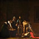 Michelangelo Merisi da Caravaggio, Decollazione di San Giovanni Battista, 1608, Olio su tela, 520 x 361 cm, Valletta, Concattedrale di San Giovanni | Courtesy of Visitmalta
