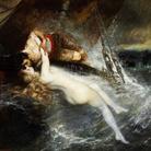 Gustav Wertheimer (1847 - 1902), Il bacio della Sirena, 1882, Indianapolis Museum of Art