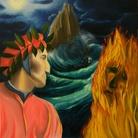 GIAVENO: 700 passi d'arte nell' Amor….di Dante