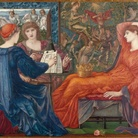 Edward Coley Burne-Jones, Laus Veneris, 1873-1878.