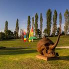 Rossini Art Site (Briosco-MB), Il Parco fa parte di Grandi Giardini Italiani | Courtesy of Archivio Grandi Giardini Italiani, www.grandigiardini.it