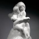 Auguste Rodin, Psiche e Amore, marmo. © Musée Rodin, Parigi. Foto di Christian Baraja