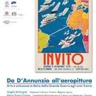 Da D'Annunzio all' aeropittura. Arte e aviazione in Italia dalla Grande Guerra agli anni Trenta