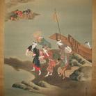 Nuova esposizione di dipinti nella Galleria Giapponese