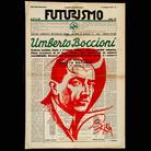 """""""Futurismo"""", a. 2, n. 40, 11 giugno 1933 Mart, Archivio del '900, fondo Mino SomenziMART, Museo di Arte Moderna e Contemporanea di Trento e Rovereto"""