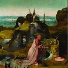 Jheronimus Bosch, Trittico dei Santi Eremiti, 1493 circa, Gallerie dell'Accademia, Venezia