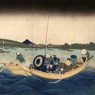 Paesaggi, cortigiane e animali fantastici. Il seducente universo di Hokusai conquista l'Ara Pacis