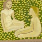 "Cuno Amiet, Studio per ""Le Ragazze gialle"" (Studie zu"