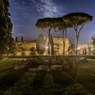 Notturno sotterraneo alle Terme di Caracalla