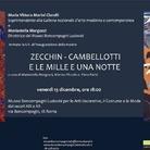 Zecchin - Cambellotti e le mille e una notte