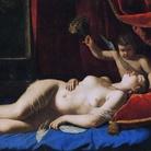 (Roma, 1593 - Napoli, 1656 circa), La Venere dormiente, 1625 circa, Olio su tela, 96.52 x 143.83 cm, Virginia Museum of Fine Arts