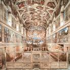 L'interno della Cappella Sistina