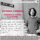 Logic Lane - Antonio Caronia