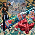 The Devil, pp. 236-237, Robert Williams, Strong Mescal with Incendiary Chaser, 1988, olio su tela, cm 91 × 76 Credito fotografico: Courtesy Robert Williams Archive