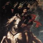 Giovanni Carlo Doria a cavallo