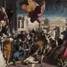 Jacopo Tintoretto, San Marco libera lo schiavo dal supplizio della tortura (detto anche Miracolo dello schiavo), 1548, Venezia, Gallerie dell'Accademia | © Archivio fotografico G.A.VE, su concessione del Mibac