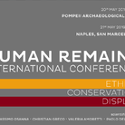 Human Remains. Ethics, Conservation, Display - Conferenza internazionale