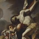 Collezione De Vito, Mattia Preti, Deposizione di Cristo dalla croce, Ottavo decennio del XVII secolo, Olio su tela, 128 x 179 cm