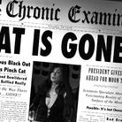 Cat Is Gone Headlines,The Big Kitty, Un film di Lisa Barmby e Tom Alberts, 70 min, Australia 2019 | Courtesy Tom Alberts & Lisa Barmby | Courtesy Tom Alberts & Lisa Barmby